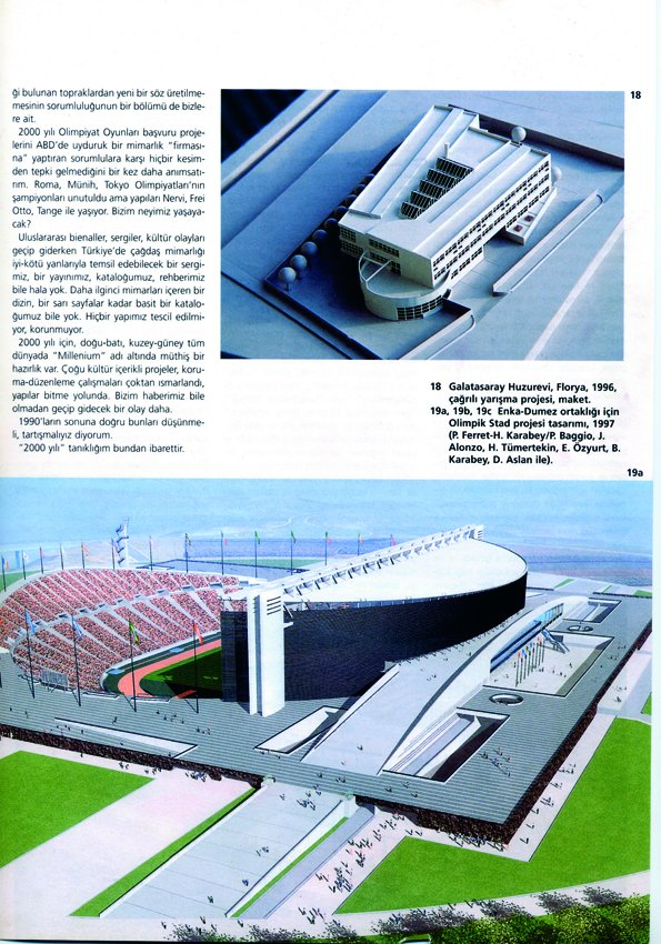 Istanbul Stadium project