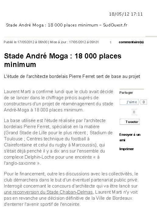 Stade André Moga (Bègles)