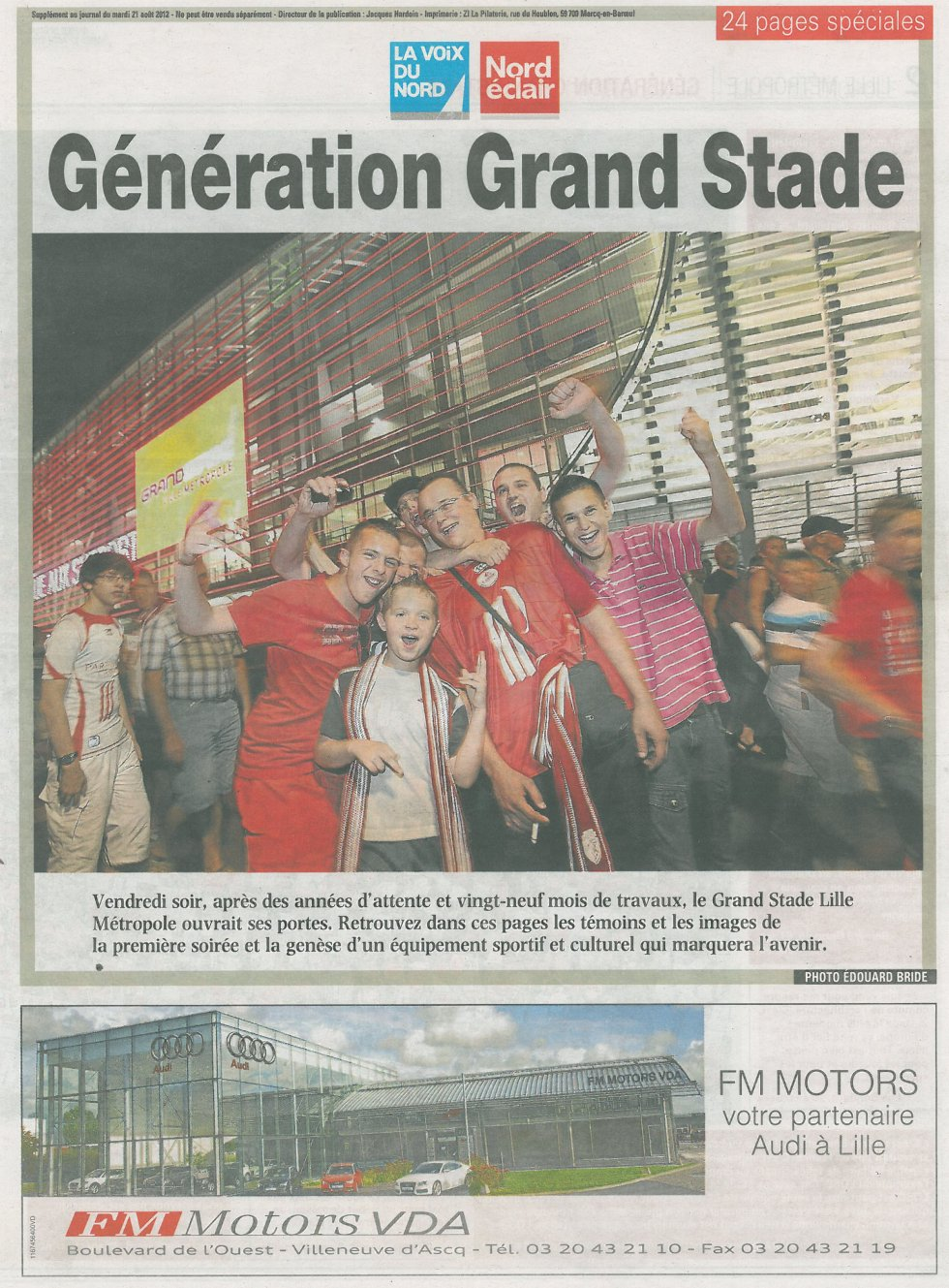 Génération Grand Stade