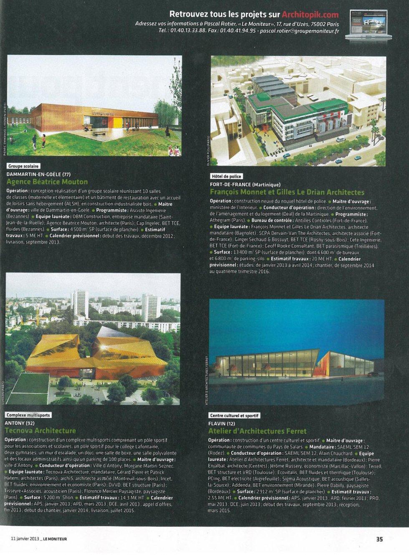 Centre culturel et sportif de Flavin