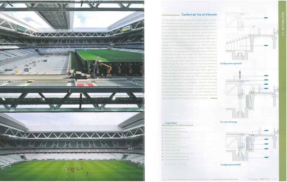 Lille Metropole Stadium