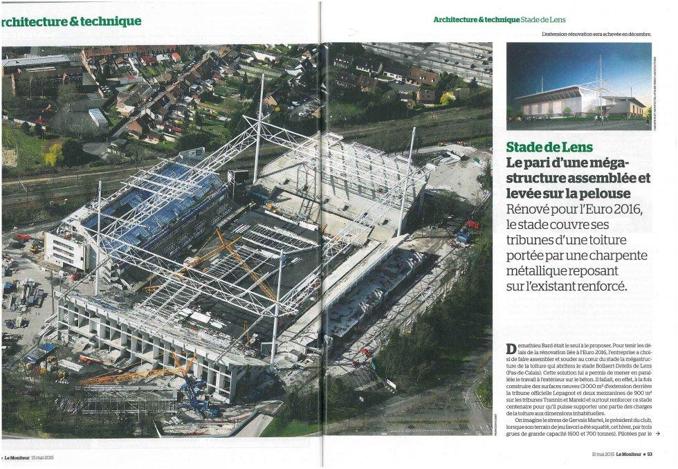 Stade de Lens