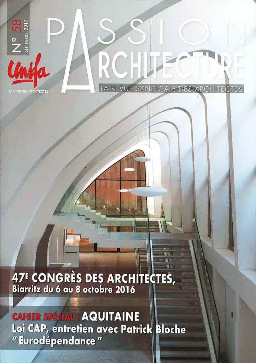 Passion Architecture
