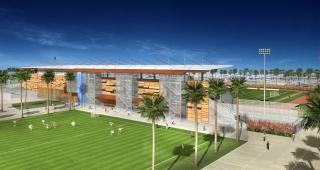 Baduel Stadium - Sport architecte studio