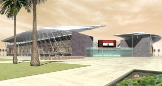 Marsa Matrouh Stadium - Stadium architect / Sport architecte studio