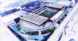 Gerland Stadium - Stadium architect / Sport architecte studio