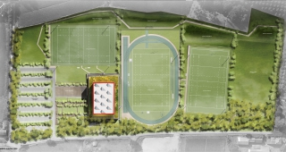 Multisports Hall - Stadium architect / Sport architecte studio