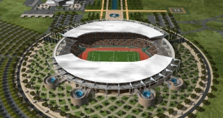 Stade d'Oran - Agence architecture sport