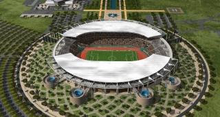 Oran Stadium - Stadium architect / Sport architecte studio