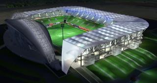 Stade Gabriel Montpied - Architecte stades / Agence architecture sport
