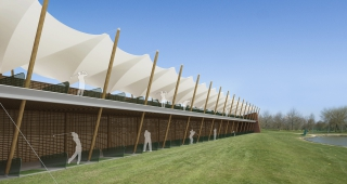 Golf course - Stadium architect / Sport architecte studio