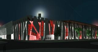 """Maurice Boyau"" Stadium - Stadium architect / Sport architecte studio"