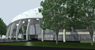 Stade de Beaublanc - Agence architecture sport