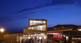 La Pibale - Stadium architect / Sport architecte studio