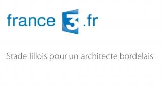 Stade lillois pour un architecte bordelais - Agence architecture sport