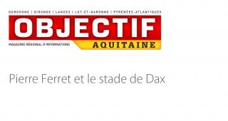 Le stade de Dax - Agence architecture sport