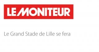 Grand stade de lille - Agence architecture sport