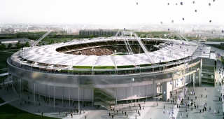 Sports, cultural and housing facilities architecture studio : Stadium