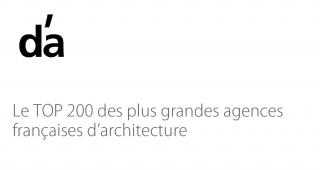 Le top 200 des plus grandes agences françaises d'architecture - Agence architecture sport