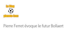 Pierre Ferret évoque le futur Bollaert - Agence architecture sport