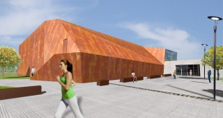 Multisports Hall - Sport architecte studio