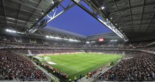 Lille Stadium's opening match ! - Stadium architect / Sport architecte studio