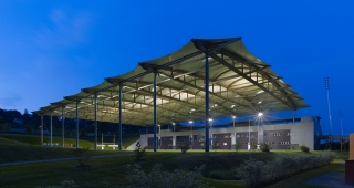 National technical rugby center - Stadium architect / Sport architecte studio