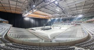 Configuration concert - Architecte stades / Agence architecture sport