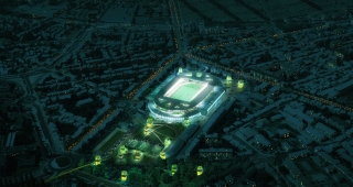 Call for ideas Lescure park - Stadium architect / Sport architecte studio