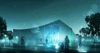 Jesse Owens gymnasium - Stadium architect / Sport architecte studio