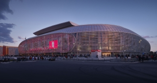 European Steel Design Awards - Stadium architect / Sport architecte studio
