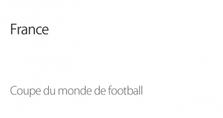 Coupe du Monde de Football - Agence architecture sport