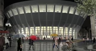 Conférence - Architecte stades / Agence architecture sport
