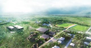 Formation center - Stadium architect / Sport architecte studio