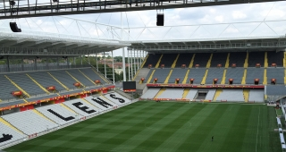 Bollaert Dellelis stadium - Stadium architect / Sport architecte studio