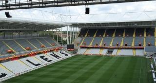 Stade Bollaert Dellelis - Architecte stades / Agence architecture sport