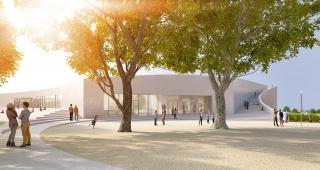 Bellegrave sport complex - Stadium architect / Sport architecte studio