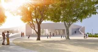 Bellegrave sport complex - Sport architecte studio