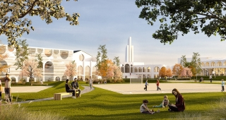 Lescure park planning - Sport architecte studio