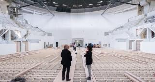Sports Hall - Sport architecte studio
