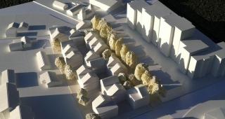 100 logements - Architecte stades / Agence architecture sport