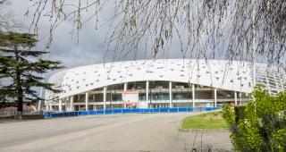 """""""Beaublanc"""" stadium - Stadium architect / Sport architecte studio"""