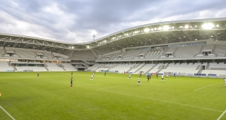 Sports, cultural and housing facilities architecture studio : STADIUM BEAUBLANC