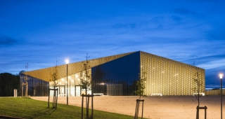 Culture and sports center - Stadium architect / Sport architecte studio
