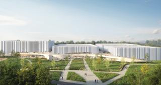 Complexe sportif et culturel aux Sables d'Olonne - Sport architecte studio