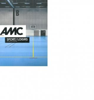 AMC, special edition on sport facilities - Sport architecte studio