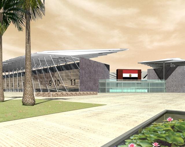 Stade Marsa - Agence architecture sport