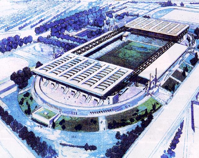 Stade de Gerland - Agence architecture sport