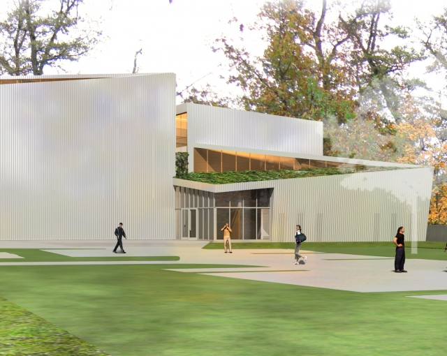 Sport complex - Sport architecte studio