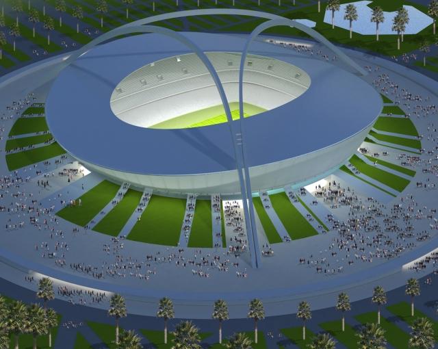 Stade de Tripoli - Agence architecture sport